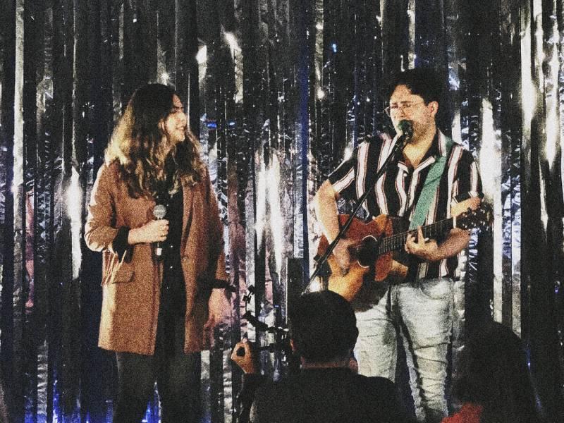 Marco Mares y Greta: todo bonito