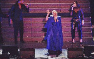 Christina Aguilera en México